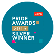 PRIDE awards logo
